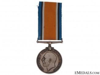 A British War Medal to a Battle of Jutland KIA