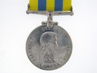 Canadian Korea Medal