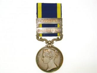 Punjab Medal 1848-48