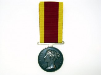 China War Medal 1842