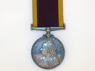 China War Medal 1900,
