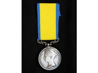 The Baltic Medal - 1854-55