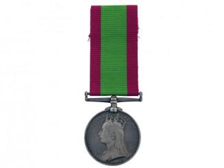 Afghanistan Medal 1878-80