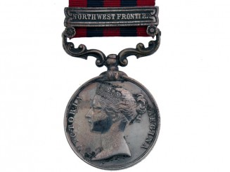 India General Service Medal 1849-95,