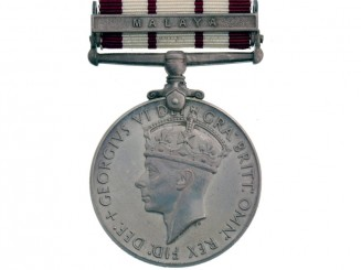 Naval General Service Medal 1915-62,