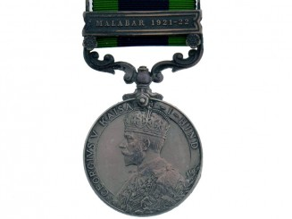India General Service Medal 1908-35,