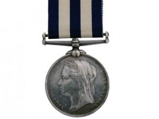 Egypt Medal, H.M.S. Ranger