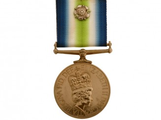 South Atlantic Medal, Royal Marines.