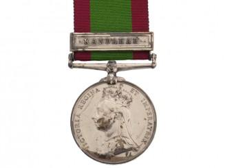 Afghanistan Medal, 1878-1880.