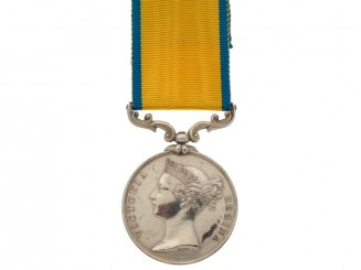 Baltic Medal 1854-55,