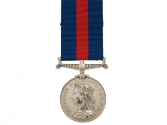 New Zealand Medal 1845-66,