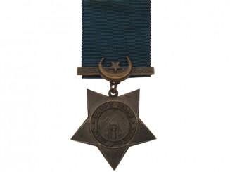 Khedive's Star 1884-86,