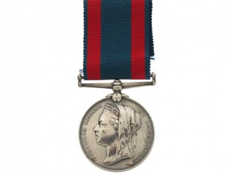 North West Canada Medal 1885,