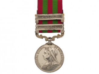 India Medal 1895-1902,