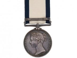 "Naval General Service Medal - ""Copenhagen"""