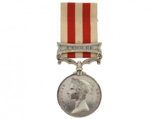 Indian Mutiny Medal, 1857-1859