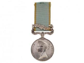 Crimea Medal, 1854-1856