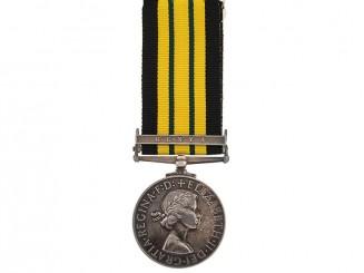 Africa General Service Medal, 1902-1956