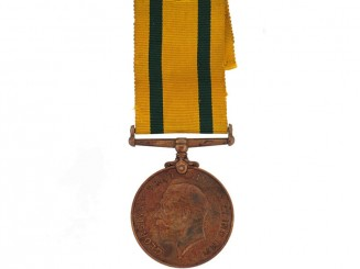 Territorial Force War Medal, 1914-1919