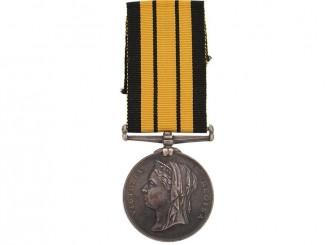 Ashantee Medal, 1873-1874