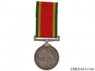 Africa General Service Medal, 1939-1945 to Military Medal Winner