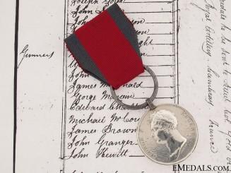 A Waterloo Medal to the Royal Horse Artillery