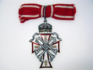 Royal Household Badge,