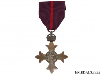 Order of the British Empire (OBE)