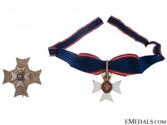 The Royal Victorian Order
