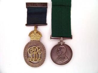 Pair: Lieutenant-Colonel R. A. Robertson,