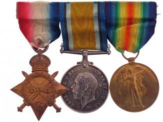 North Fusiliers – Capt. D.R. Herriot