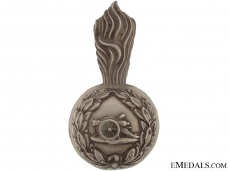 Royal Artillery Volunteer Grenade Badge
