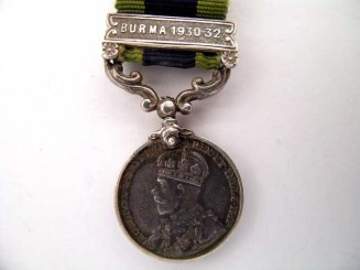 MINIATURE  IGS MEDAL 1909