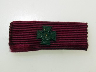 Miniature Victoria Cross Ribbon Bar
