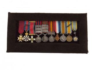 The Miniature Awards of Brig.Gen. C.P.Scudamore