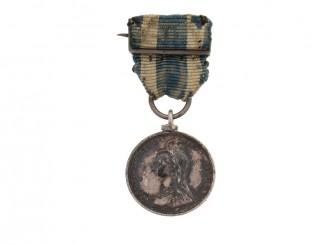 Miniature Jubilee Medal, 1887