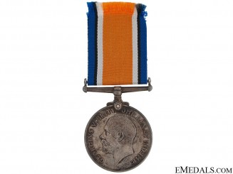 British War Medal - Canadian Pioneer Battalion