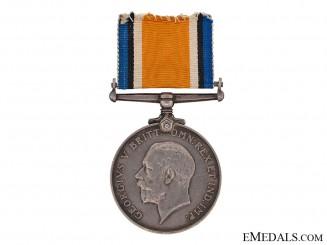British War Medal 1914-18 - Royal Artillery