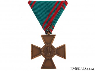 Bronze Civil Merit Cross 1922