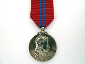 Coronation medal 1953