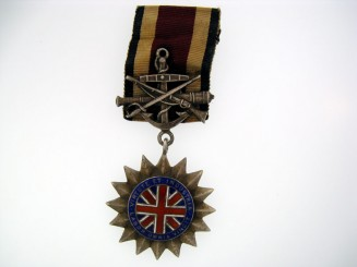 Corps of Commissionaires Medal