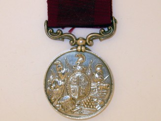 Army Long Service & Good Conduct Medal,