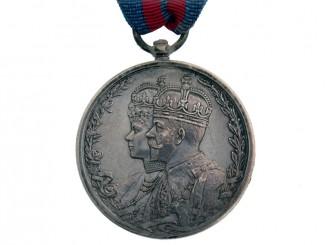 Delhi Durbar Medal,
