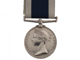 Naval Long Service & Good Conduct Medal