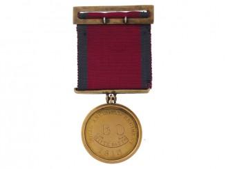 A Unique 1815 Medal of Regard: 60th Regiment