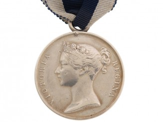 Royal Naval Long Service & Good Conduct Medal,