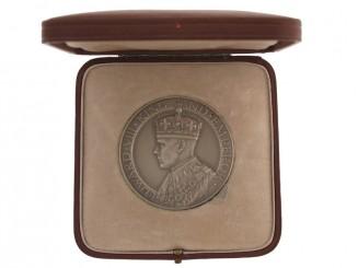 Edward VIII Commemorative Medal,