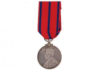 Metropolitan Police Coronation Medal, 1911