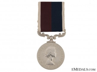 Royal Air Force Long Service & Good Conduct Medal