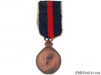 1902 Edward VII Coronation Medal